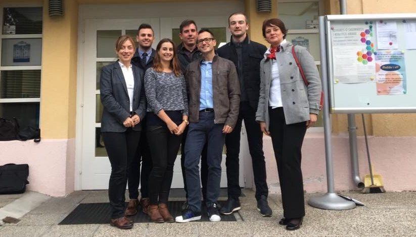 Boris Ilić, Snježana Schuster, Ana Marija Hošnjak, Adriano Friganović, Josip Knezić, Tomislav Stanković, Tanja Leontić